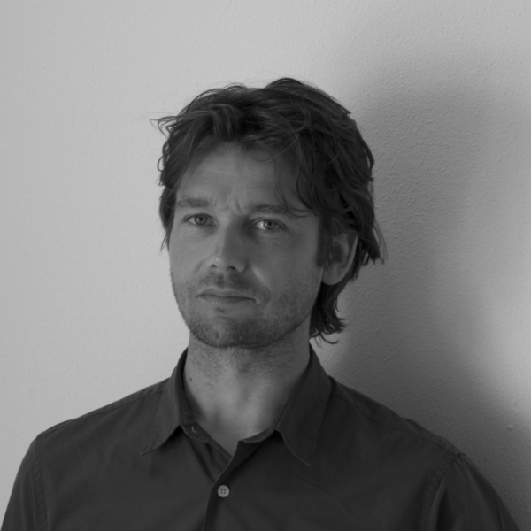 van Esch designer Dirk Ploos van Amstel