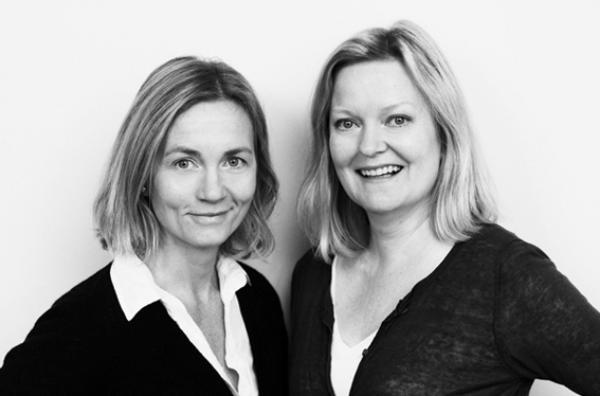 van Esch designers Mia Gammelgaard & Ehlén Johansson