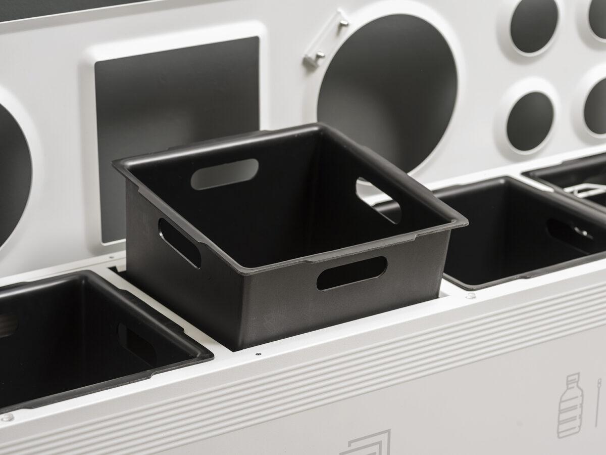 van Esch - Ditch - Plastic removable bin
