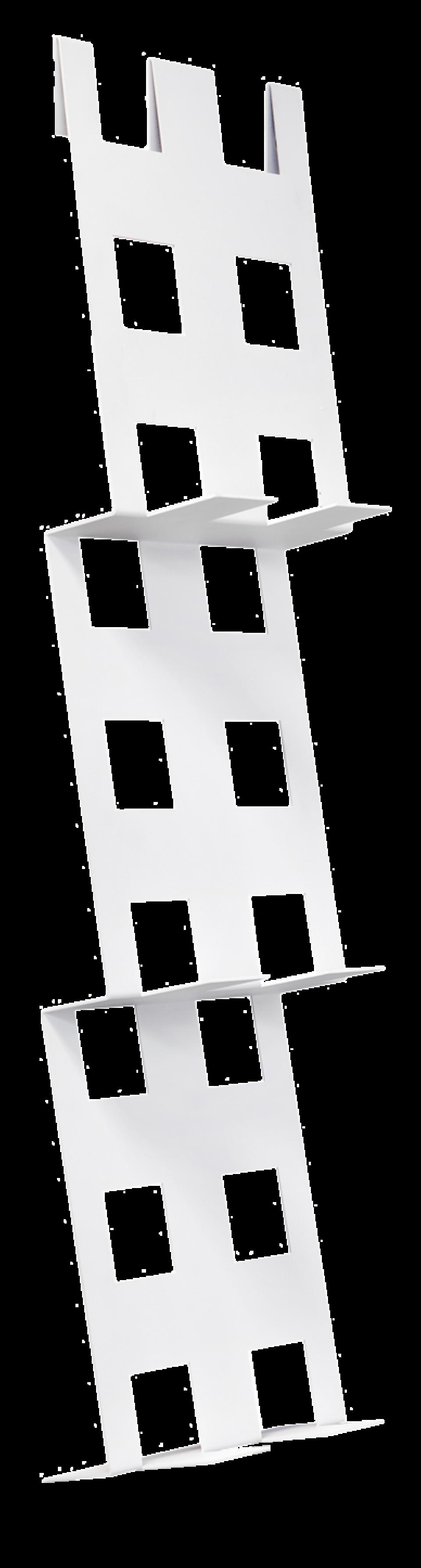 van Esch brochure stand Foldr