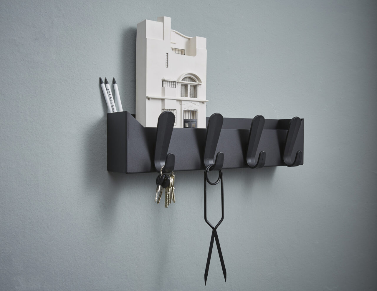 van Esch coat rack Krok Box