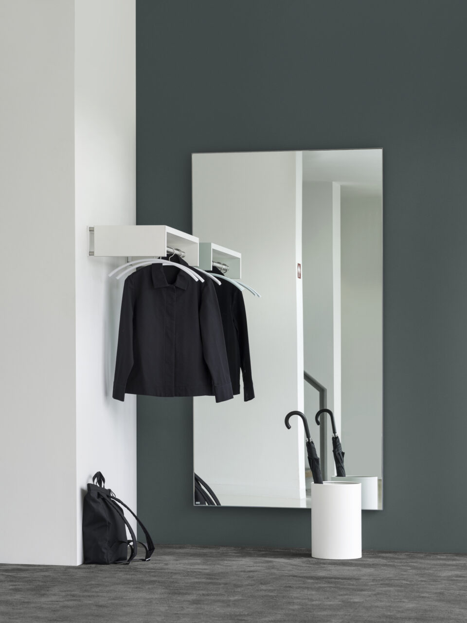 van Esch mirror Liston