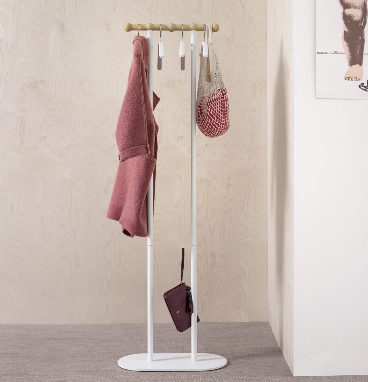 van Esch coat rack Philippe