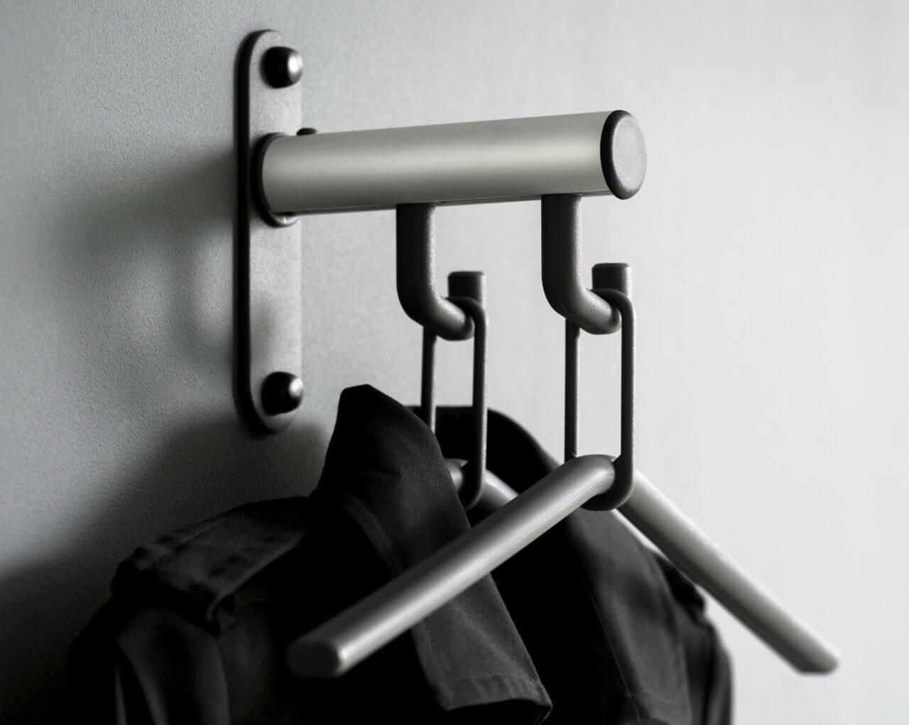 van Esch coat rack Tertio HK